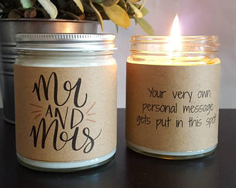 candle gift sets for weddings Birthdays anniversarys corporate gifting baby announcement baby showers