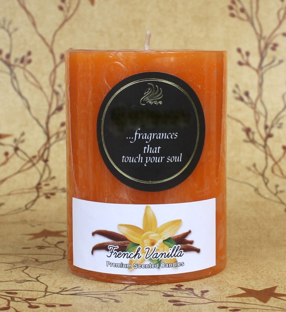 customised candle gift sets