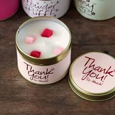 Return gifts candles